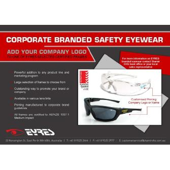 Eyre's Branded Eyewear | Corporate Event Image